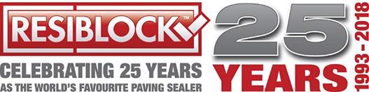 Resiblock Celebrating 25 Years