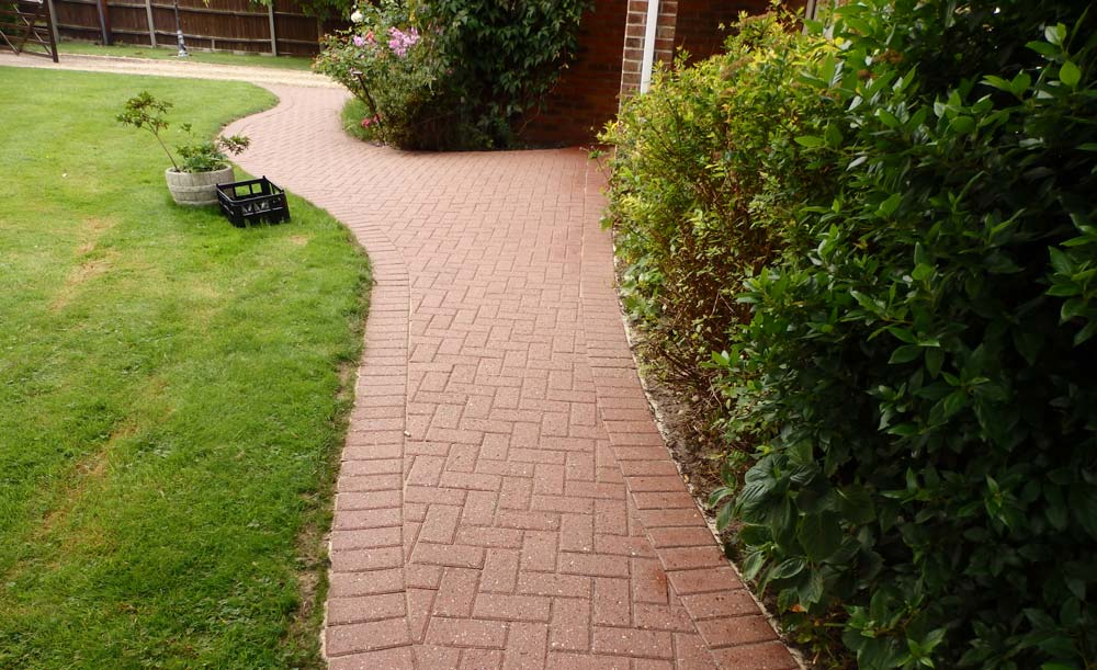 Weed control For block paving repels weed growth Block paving sealer