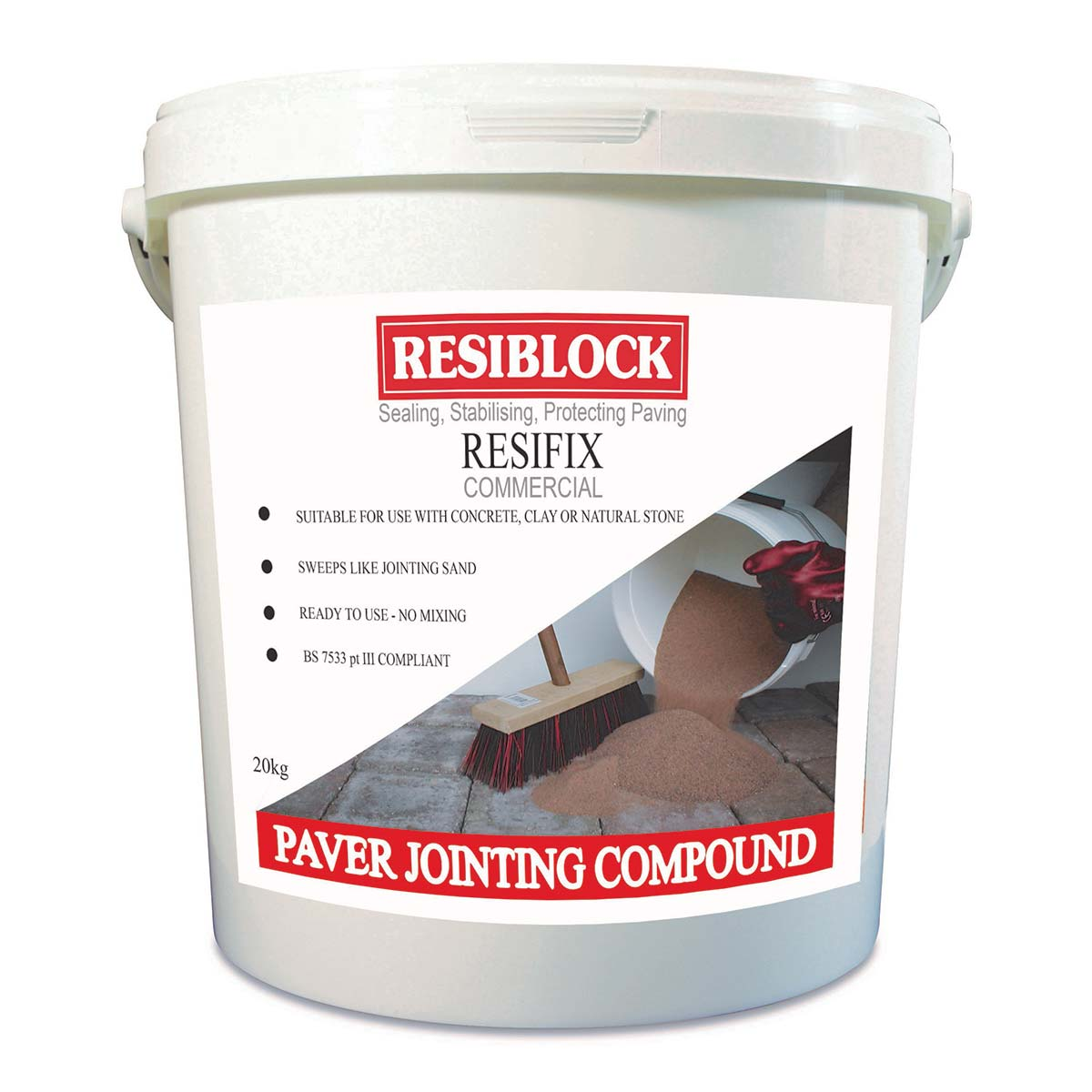 Paver Jointing Compound
