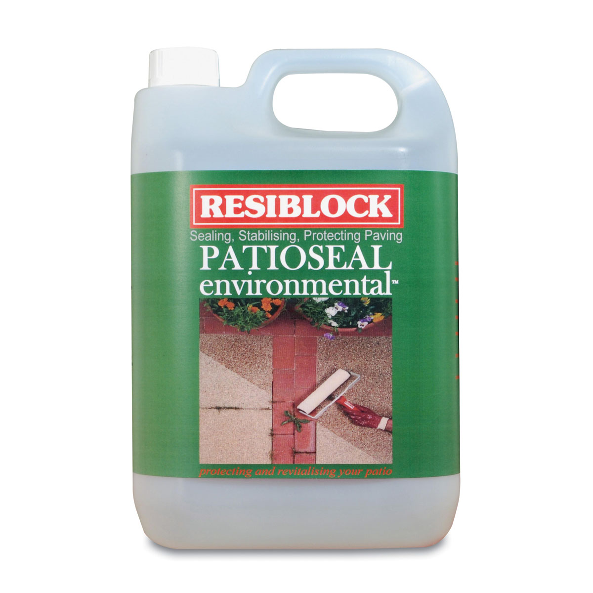 Resiblock Patioseal Environmental