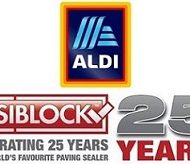 Resiblock 'Specially Selected' for ALDI Store Sealing