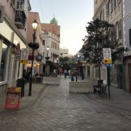 Main Street, Gibraltar made 'Rock' solid with Resiblock Resifix