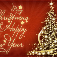 CHRISTMAS MESSAGE AND OFFICE CLOSURE